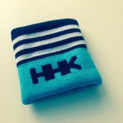 Wristband blue