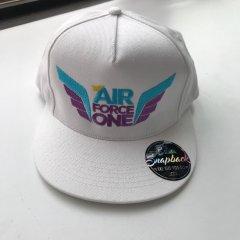 Snapbck bílý AIR