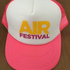 Čepice AIR Festival - růžová