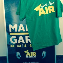 Tshirt Feel the Air XL