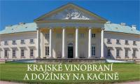 Krajské dožínky a vinobraní na Kačině 2019