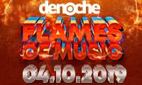 FLAMES OF MUSIC – DE NOCHE