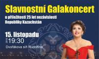 Slavnostní galakoncert Republiky Kazachstán