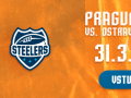 Kick off: Prague Lions vs. Ostrava Steelers